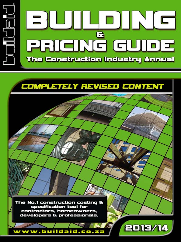 Building Pricing Guide 93-94