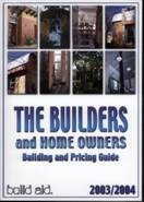 Building Pricing Guide 2003-2004